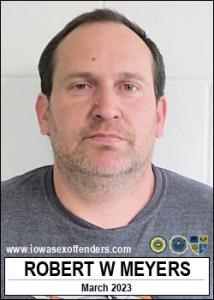 Robert Wayne Meyers a registered Sex Offender of Iowa