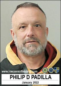 Philip David Padilla a registered Sex Offender of Iowa