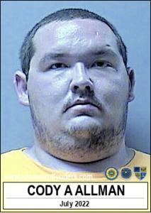 Cody Allen Allman a registered Sex Offender of Iowa