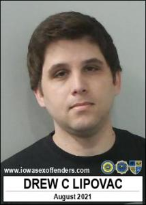 Drew Christopher Lipovac a registered Sex Offender of Iowa