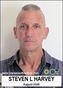Steven Leroy Harvey a registered Sex Offender of Iowa