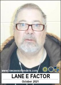 Lane Edward Factor a registered Sex Offender of Iowa