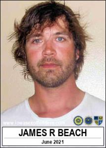 James Robert Beach a registered Sex Offender of Iowa
