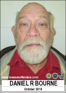 Daniel Ray Bourne a registered Sex Offender of Iowa