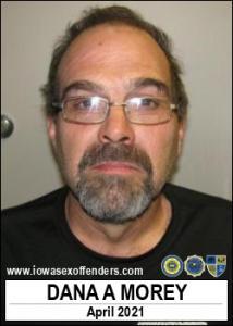 Dana Alan Morey a registered Sex Offender of Iowa