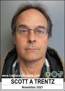 Scott Anthony Trentz a registered Sex Offender of Iowa