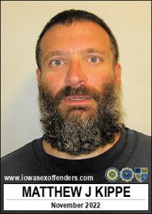Matthew John Kippe a registered Sex Offender of Iowa