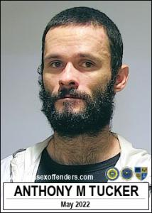 Anthony Michael Tucker a registered Sex Offender of Iowa