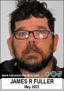 James Robert Fuller a registered Sex Offender of Iowa