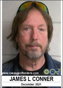 James Lee Conner a registered Sex Offender of Iowa