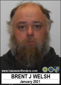 Brent James Welsh a registered Sex Offender of Iowa