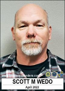 Scott Michael Wedo a registered Sex Offender of Iowa