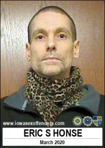 Eric Steven Honse a registered Sex Offender of Iowa