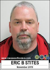 Eric Bryan Stites a registered Sex Offender of Iowa