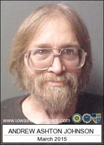 Andrew Ashton Johnson a registered Sex Offender of Iowa
