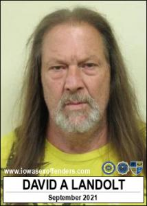 David Allen Landolt a registered Sex Offender of Iowa