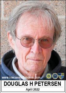 Douglas Howard Petersen a registered Sex Offender of Iowa