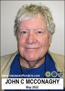 John Cameron Mcconaghy a registered Sex Offender of Iowa