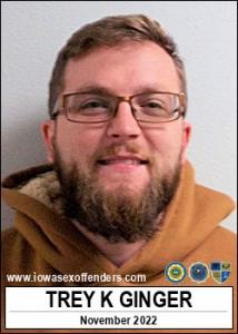 Trey Kurtis Ginger a registered Sex Offender of Iowa