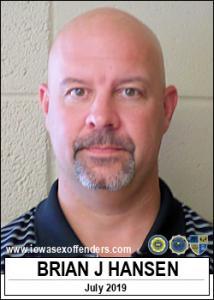 Brian Justin Hansen a registered Sex Offender of Iowa