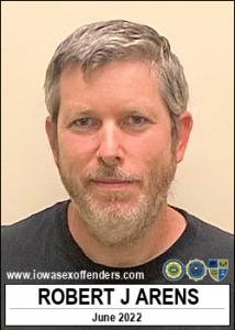 Robert James Arens a registered Sex Offender of Iowa