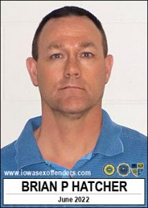 Brian Phillip Hatcher a registered Sex Offender of Iowa