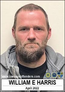 William Earl Harris a registered Sex Offender of Iowa