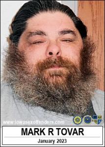 Mark Randall Tovar a registered Sex Offender of Iowa