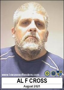 Al Franklin C Cross a registered Sex Offender of Iowa