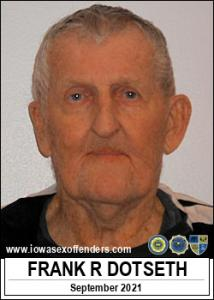 Frank Richard Dotseth a registered Sex Offender of Iowa