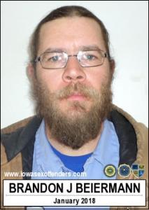 Brandon James Beiermann a registered Sex Offender of Iowa