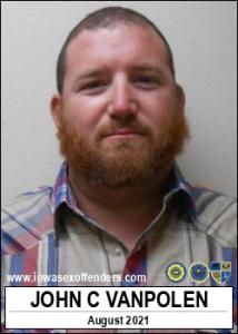 John Curtis Vanpolen a registered Sex Offender of Iowa