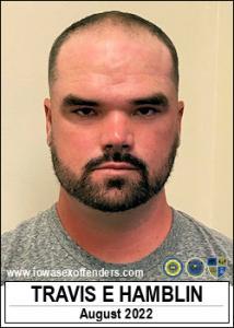 Travis Earl Hamblin a registered Sex Offender of Iowa