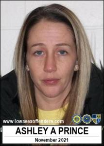 Ashley Ann Prince a registered Sex Offender of Iowa