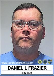 Daniel Lee Frazier a registered Sex Offender of Iowa