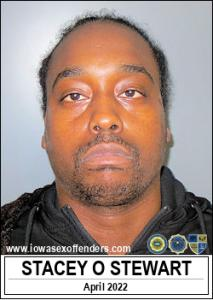 Stacey Olanike Stewart a registered Sex Offender of Iowa