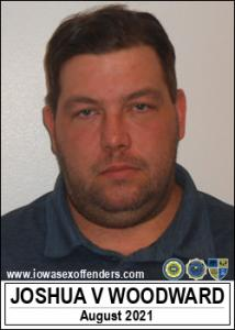Joshua Verle Woodward a registered Sex Offender of Iowa