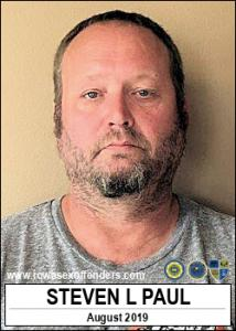 Steven Lavern Paul a registered Sex Offender of Iowa