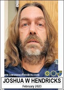 Joshua Wade Hendricks a registered Sex Offender of Iowa