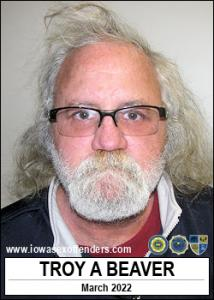 Troy Anthony Beaver a registered Sex Offender of Iowa