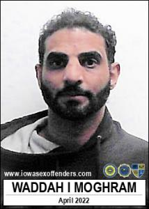 Waddah Ibrahim Moghram a registered Sex Offender of Iowa