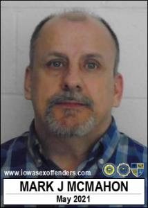 Mark John Mcmahon a registered Sex Offender of Iowa