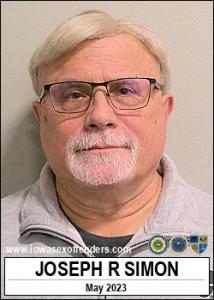 Joseph Roy Simon a registered Sex Offender of Iowa