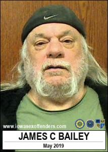 James Clayton Bailey a registered Sex Offender of Iowa