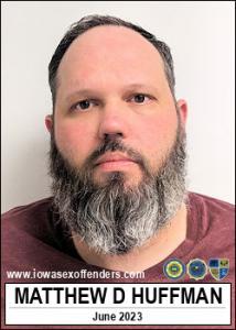 Matthew David Huffman a registered Sex Offender of Iowa