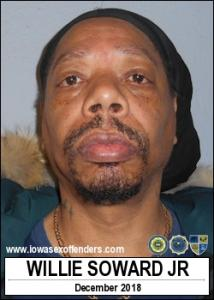 Willie Soward Jr a registered Sex Offender of Iowa