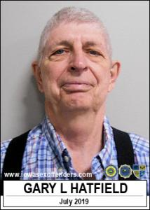 Gary Lawrence Hatfield a registered Sex Offender of Iowa