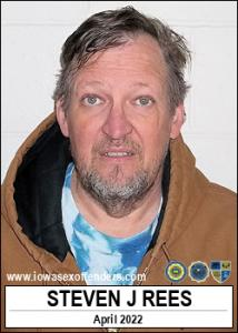 Steven J Rees a registered Sex Offender of Iowa