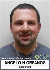 Angelo Nick Orfanos a registered Sex Offender of Iowa