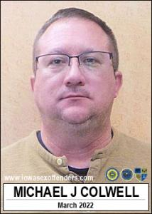 Michael James Colwell a registered Sex Offender of Iowa